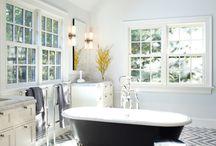 Bathrooms / by Fiona Jane Interiors