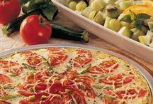 Vegetarian recipes / by Univera Healthcare