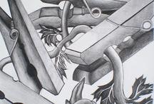 Drawing Ideas. / by Kristen Nicole Eynon