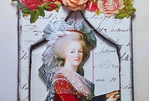 Marie Antoinette / by Alpha Stamps