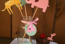 Amie's friend's baby shower ideas / by Megan Kennan