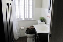 Bathroom / by Nicolle Bryant