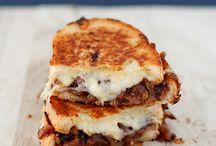 sandwiches / by laura hanson