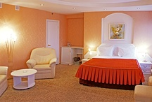 Bedroom / A beautiful room, we can see a person's character, hobbies. / by Miikou Pin