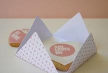 Food - Cookies - Christmas packaging / by Yeni Gutierrez