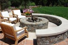 outdoor spaces / by Jennifer Cordio