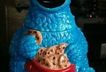 Cookie Monster / by Donna Ruth Ceglinski