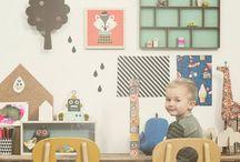 Kids Rooms / by Lyenna Kobayashi