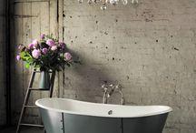 Bathroom reno / by Connie Jagolinzer