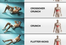 workouts / by Katie Cox