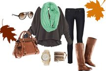 My Personal Style / Outfits / by Tiffani Banks-Dygert