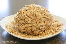 Recipes-Cheese Balls/Dips / by Alicia Schipp