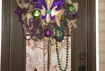 MARDI GRAS, MASKS, MASQUERADE, and HIDING ONES FACE / by Heather Rainey