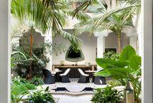 Jardines, balcones, terrazas y porches / Relax / by Naranja Mecanica