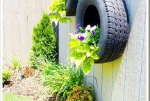 Garden ideas / by Kattie McGrane