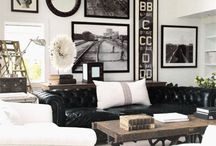 Living Room Re-do / by Emily W