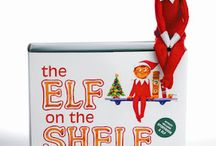 Elf on shelf collection. / by Dana Collins