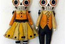 Halloween folk / by Lori Siebert