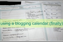 blogging ideas / by Marilyn Clark (4 You With Love)