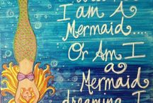 Mermaid murmurs / by Stephanie Pinnoy