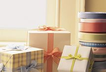 Gift Wrapping Ideas / by PassionForColors