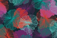 Textile + Patterns / by Sally Russell