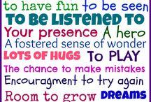 Quotes & phrases / by Adriana Lopez