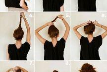 Hair for dayzz / by Jessica Steensma