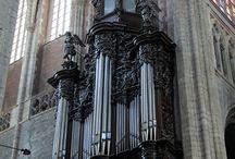 organ! / by Jeff Acker