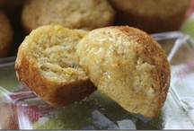 Breads, Rolls, Muffins / by Tracy Arthur
