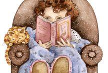 images of reading / by Lara Hammond