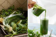 Juicing:  drink your veggies! / by Lyndsay Stradtner