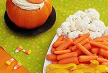 Halloween food / by Melissa Fruscia