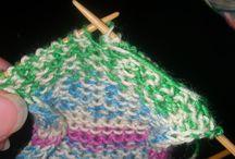 Spinning & Knitting Yarn / by Fiber Friends | Pocket Pause