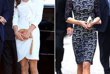 Style Icon - Kate Middleton / by Lyndie Dragomir