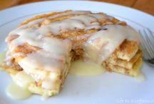 breakfast yummies / by Maddie Krotec