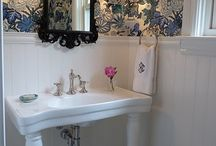 Bathroom Ideas / by Paula Skulina {Sweet Pea}