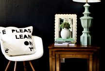 Room stuff / by Andrew Gleason