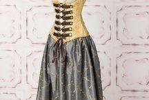 Steampunk Fashionista / by April Stewart