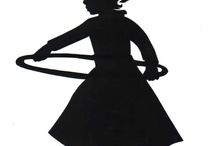 Black Silhouette Images / by L.r. Smith