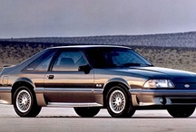 1988 Ford Mustangs / 1988 Ford Mustangs / by StangBangers