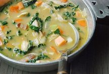 Soup Sustenance / by Joan Landes