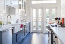 Dream Home Basement Kitchen / by Lara Turner