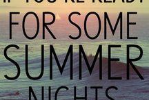 Summer / by Justine Elizabeth