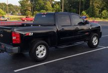 Tha Ride / Chevrolet Silverado 1500 LTZ  / by Jake Garnett