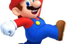 Super Mario Bros Costume Inspiration / by Thien-Kim Lam