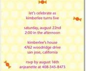 Birthday parties / by Mayra Gutierrez
