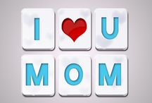 Greatest love of M.O.M / To celebrate the Mother's Day! We love you, moms! / by mobile9