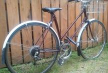 Bike love / by Keith Bellisle