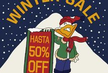 Winter Sale / by Cook oficial